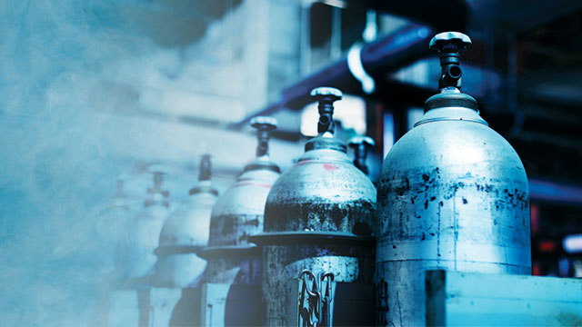 Compressed Gas Cylinders | Lab Manager