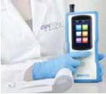 Handheld Raman Spectrometer Updates