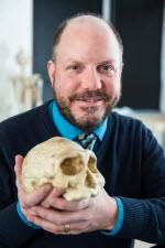 UW–Madison paleoanthropologist John Hawks