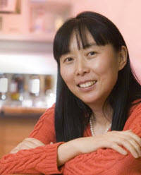 """Professor of chemistry and biochemistry Qing-Xiang """"Amy"""" Sang"""