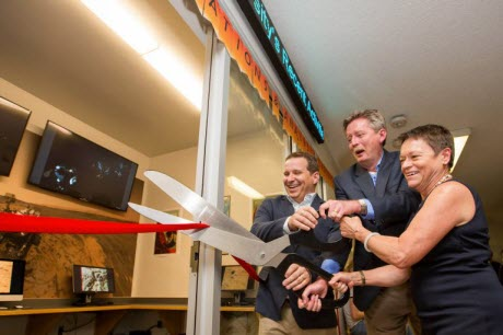 New, high-tech lab enables NAU researchers, students to command Mars Curiosity Rover