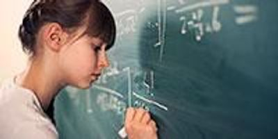 Girls' Confidence Level, Not Math Ability Hinders Path to Science Degrees