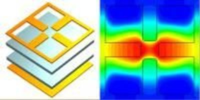 Gold-Plated Crystals Set New Standard for Natural Gas Detectors