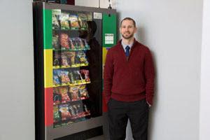 Brad Appelhans, PhD, clinical psychologist at the Rush University Prevention Center