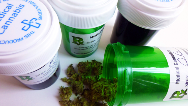 medical cannabis, pain relief