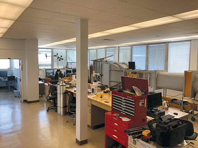 San José State University's Fire Weather Research Laboratory