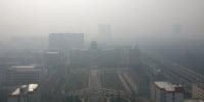 China's Severe Winter Haze Tied to Effects of Global Climate Change