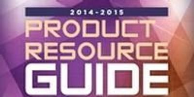 2014-15 Product Resource Guide: Particle Size Analyzers