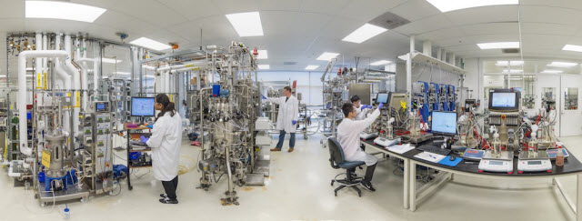 Advanced Biofuels Process Demonstration Unit at Berkeley Lab