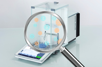 METTLER TOLEDO's XPR Analytical balances with static detection
