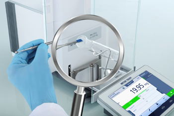 XPR Micro-Analytical balance from METTLER TOLEDO