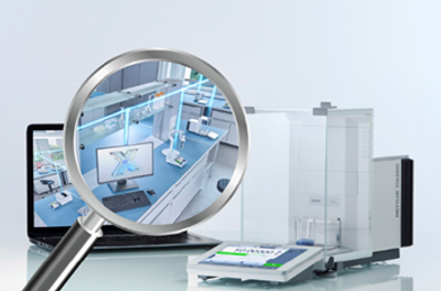 Your Turnkey Solution for Data Integrity and Regulatory Compliance: The New XPR Analytical Balance plus LabX®