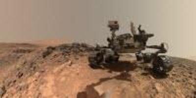 'Curiosity' Exposes Low CO2 Level in Mars' Primitive Atmosphere