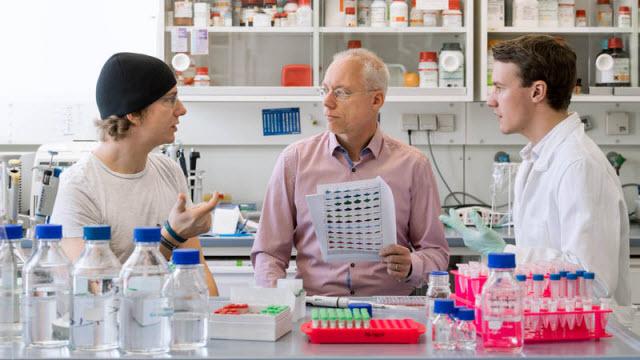 Milestone for the analysis of human proteomes