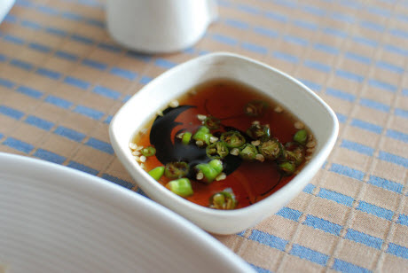 Chilli with fish sauce