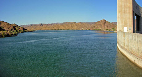 Lake Havasu on the Colorado River