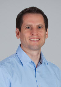 Biologist Scott Hansen