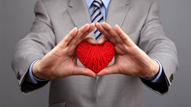 """leaders and managers should """"love"""" their staff"""