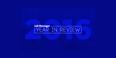 Lab Manager's Year in Review: 2016