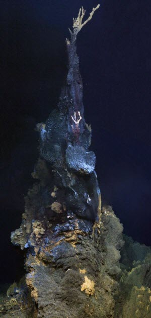 high-temperature mineral chimney