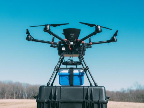 S900-model drone