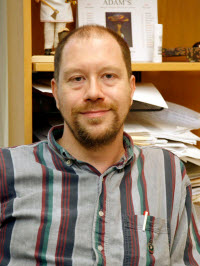 James Glazier, director of the Biocomplexity Institute