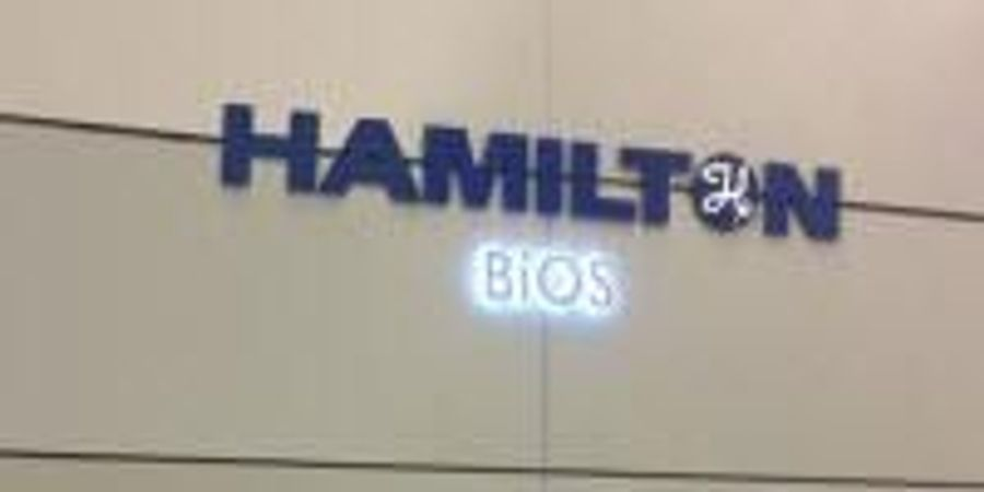 """Hamilton Automation and Storage Systems Will Be Built for """"All of Us"""" Research Program Biobank"""
