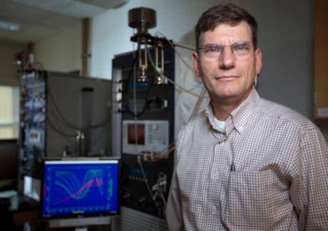 Steve Martin, battery researcher