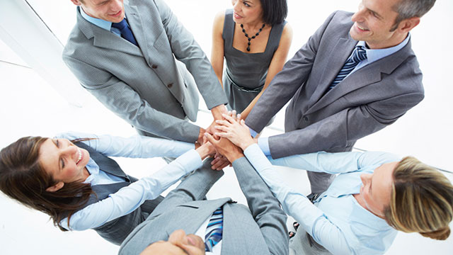 four steps to great business relationships