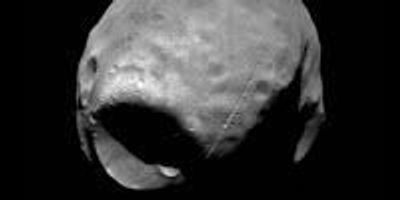 How This Martian Moon Became the 'Death Star'