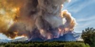Study Says Climate Change Has Doubled Western US Forest Fires