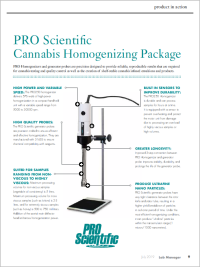 PRO Scientific Products in Action PDF