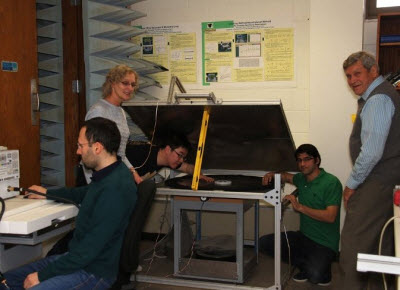 Semouchkina's lab at Michigan Tech