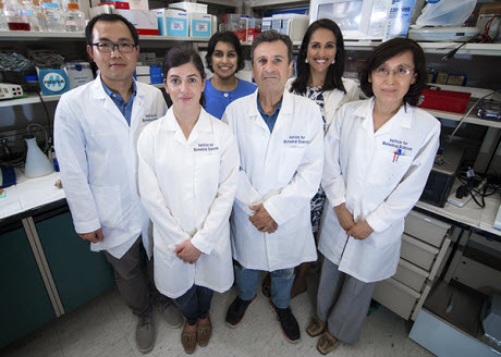 Dr. Didier Merlin and colleagues