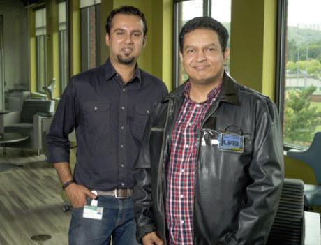 Rasib Khan, PhD and Ragib Hasan, PhD