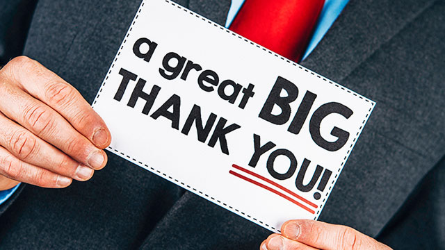 How to Utilize the Power of Gratitude at Work