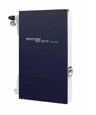 Proton OnSite nitrogen lab servers