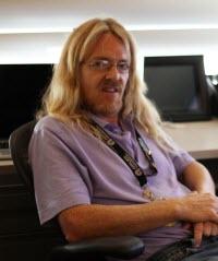 ASU Biodesign Institute researcher Phillip Stafford