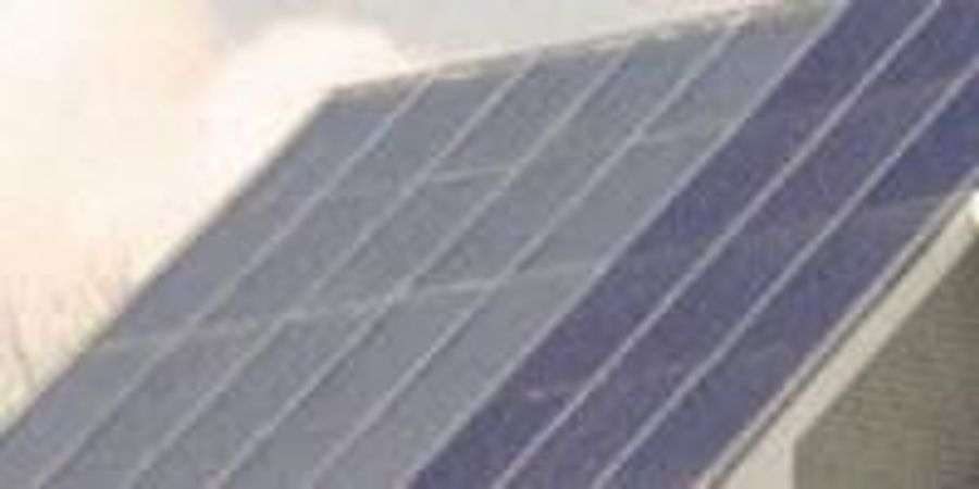 New Study Tallies Environmental and Public Health Benefits of Solar Power
