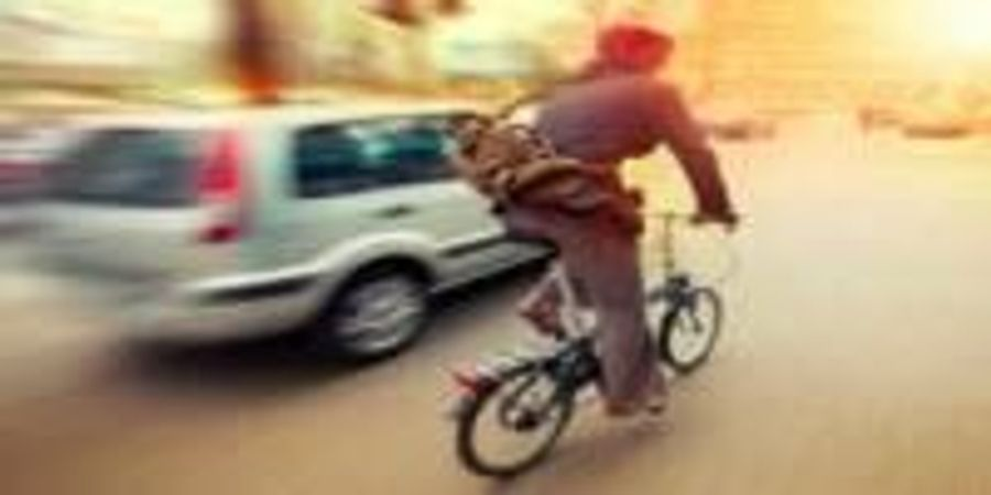 Measuring the Airborne Toxicants Urban Bicyclists Inhale