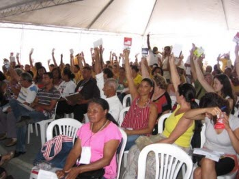 participatory government in Brazil